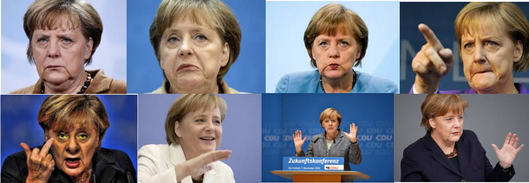 striscia Merkel