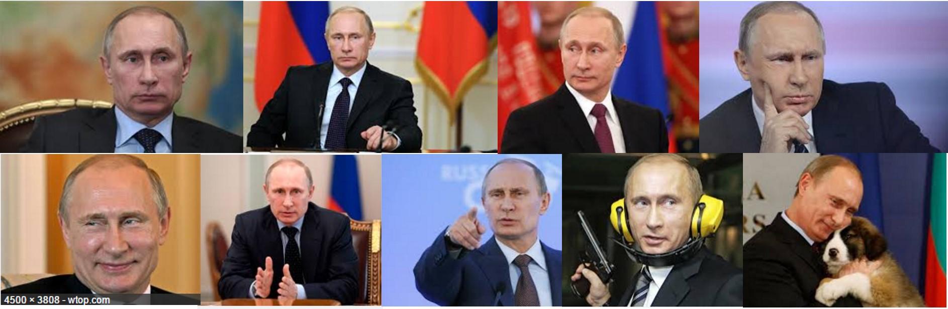 striscia Putin